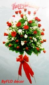 standing flower 13