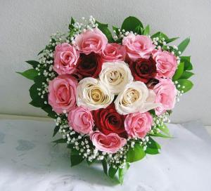 bunga tangan 3