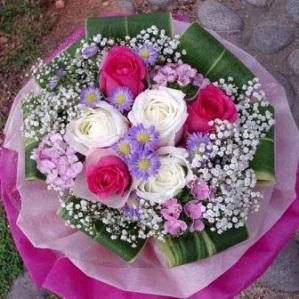 bunga tangan 9