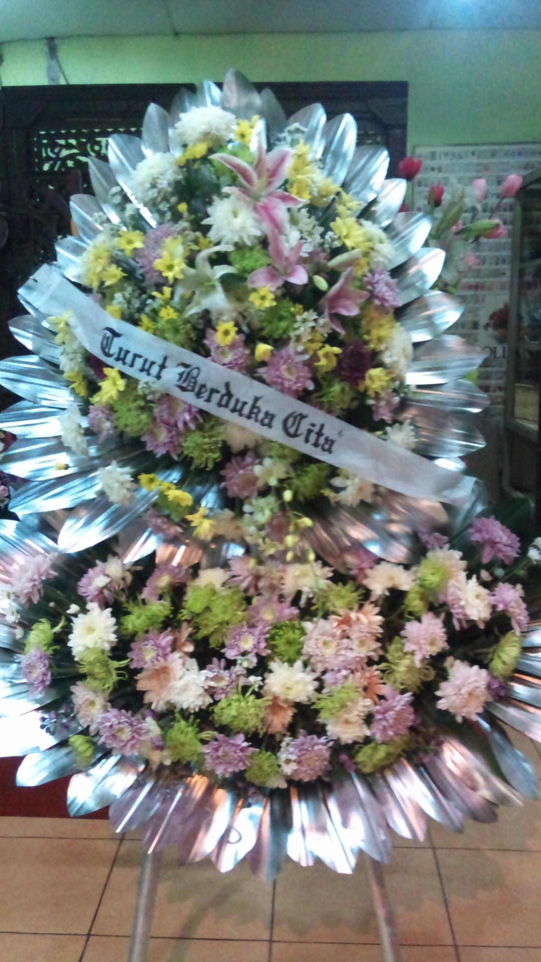 Image result for standing flower belasungkawa