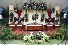 dekorasi semi tradisional.1