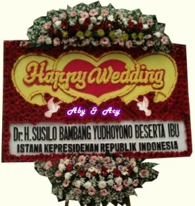 SBY Happy Wedding