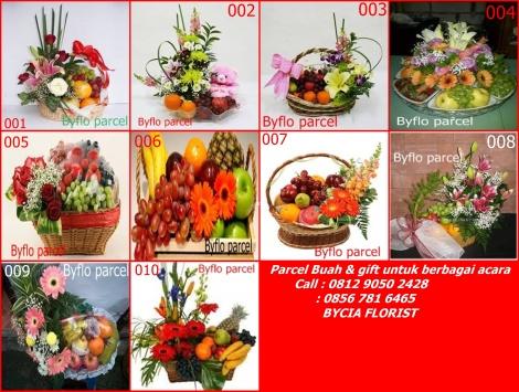 Katalog buah & bunga
